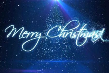 圣诞节送祝福表白撩妹必备之圣诞电子贺卡PPT动画模板