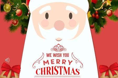 圣诞节活动策划书PPT模板